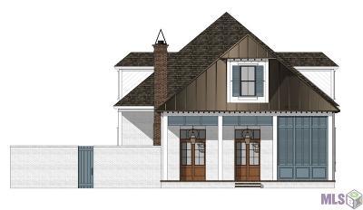 Prairieville Single Family Home For Sale: 38139 Indigo Ln