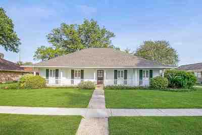 Baton Rouge Single Family Home For Sale: 7817 Lew Hoad Ave