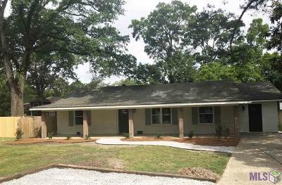 Baton Rouge Single Family Home For Sale: 5707 College Dr