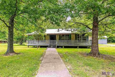 Livingston Single Family Home For Sale: 29718 S Satsuma Rd