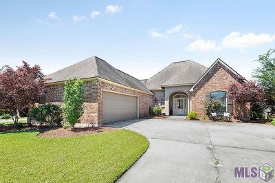 Geismar Single Family Home For Sale: 12387 Sugar Mill Dr