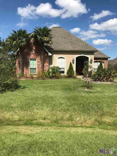 Denham Springs Single Family Home For Sale: 30268 White Egret
