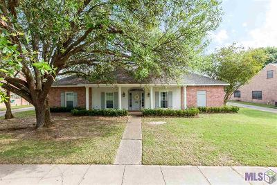 Baton Rouge Single Family Home For Sale: 12503 Goodwood Blvd