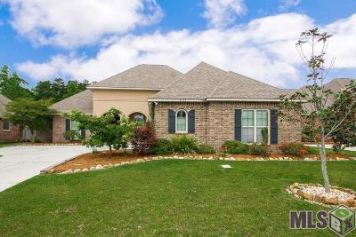 Denham Springs Single Family Home For Sale: 8043 Glacier Bay Dr