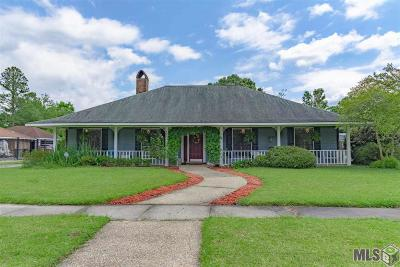 Baton Rouge Single Family Home For Sale: 5003 Mobile Dr