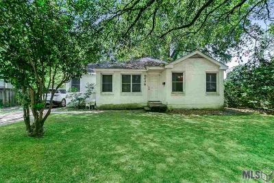 Baton Rouge LA Single Family Home For Sale: $235,000