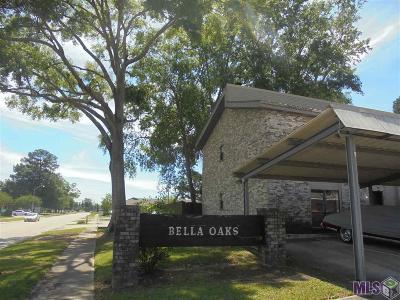 Baton Rouge LA Condo/Townhouse For Sale: $145,000
