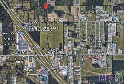 Gonzales Residential Lots & Land For Sale: 2304 Orice Roth Rd