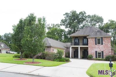 St Amant Single Family Home For Sale: 16004 Parkside Ct