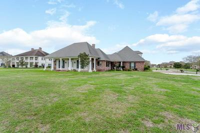 Port Allen Single Family Home For Sale: 4810 S River Rd