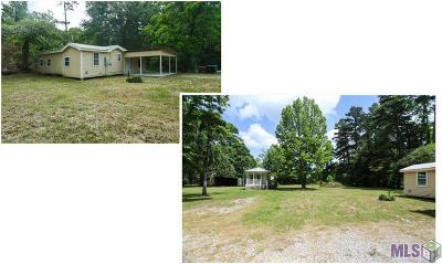 Single Family Home For Sale: 10609 White Rd