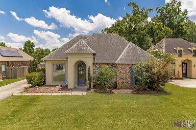Ascension Parish Single Family Home For Sale: 40465 Misty Oak Ct
