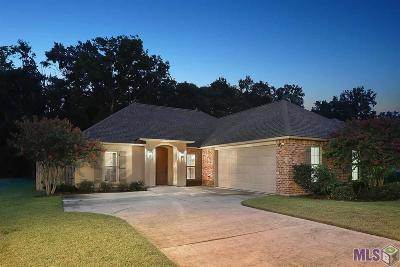 Port Allen Single Family Home For Sale: 2386 Woodland Ct