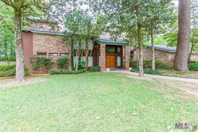 Baton Rouge Single Family Home For Sale: 4613 Woodlake Dr