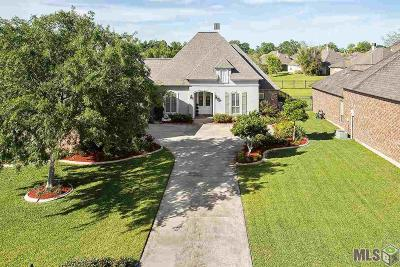 Gonzales Single Family Home For Sale: 37366 Mill Park Ave