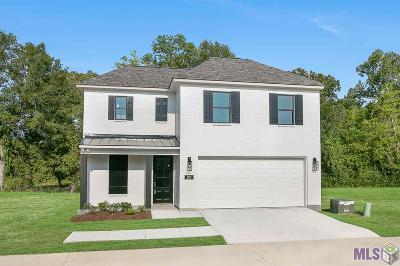 Baton Rouge Single Family Home For Sale: Lot 3 Roux Dr