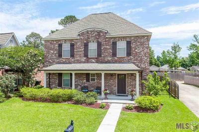 Baton Rouge Single Family Home For Sale: 15453 Green Trails Blvd