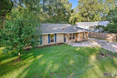 Prairieville Single Family Home For Sale: 18615 Blythe Rd