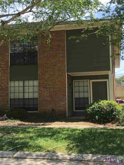 Broadmoor Condo/Townhouse For Sale: 245 Bracewell Dr #C