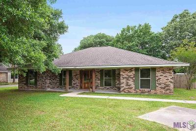 Greenwell Springs Single Family Home For Sale: 6321 Narcissus Dr