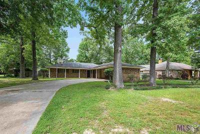 Baker Single Family Home For Sale: 3611 Sandy Dr