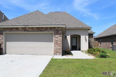 Prairieville Rental For Rent: 42342 Lakestone Dr