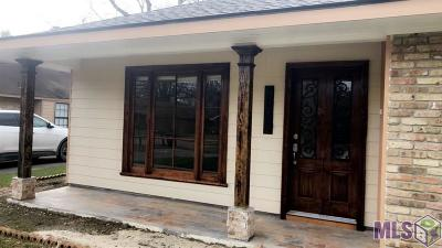 Baton Rouge Single Family Home For Sale: 16032 Woodlawn Acres Ave