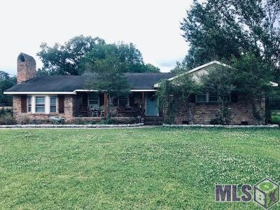 Baker Single Family Home For Sale: 7619 Comite Dr