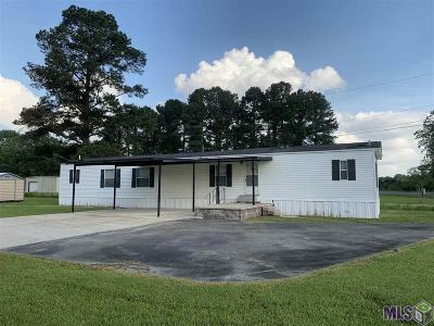 Gonzales Single Family Home For Sale: 12338 Coontrap Rd
