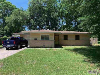 Baker Single Family Home For Sale: 3519 Buchanan St