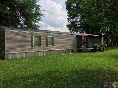 Port Allen Single Family Home For Sale: 11710 Parkland Dr S