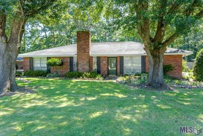 Greenwell Springs Single Family Home For Sale: 5768 Mapleton Dr