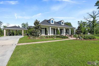 Livingston Parish Single Family Home For Sale: 24564 Fayard Rd