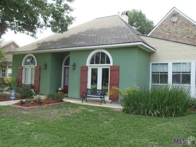 Broadmoor Single Family Home For Sale: 10953 Classique Ave