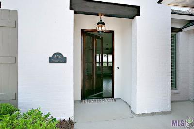 University Villas Single Family Home For Sale: 526 Portula Ave