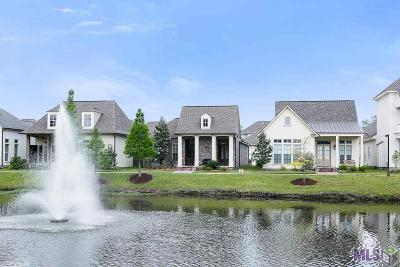 Baton Rouge Single Family Home For Sale: 10839 Creek Ln