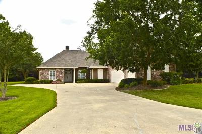 Geismar Single Family Home For Sale: 13132 Magnolia Cir