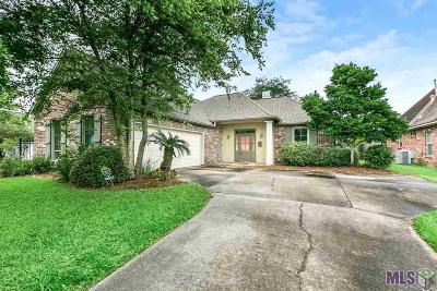 Springlake At Bluebonnet Highlands Single Family Home For Sale: 10527 Springbrook Ave