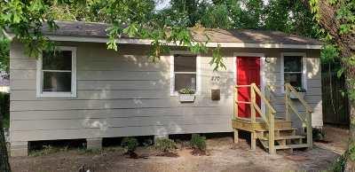 Denham Springs Single Family Home For Sale: 410 Louise St