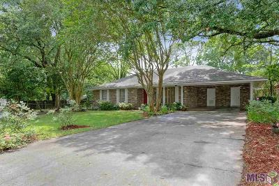 Baton Rouge Single Family Home For Sale: 725 Rothmer Dr