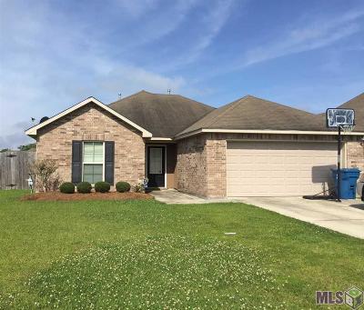 Prairieville Rental For Rent: 17025 Jamestowne Dr