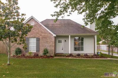 Prairieville Rental For Rent: 18595 White Oak Dr