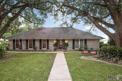 Southdowns Single Family Home For Sale: 1550 Brame Dr