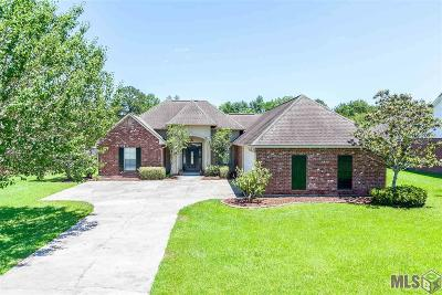 Prairieville Single Family Home For Sale: 17254 Trinidad Dr