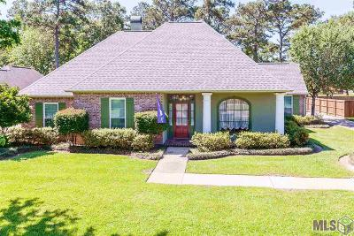 Baton Rouge Single Family Home For Sale: 17714 Gray Moss Ave