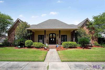 Zachary Single Family Home For Sale: 8475 Ormand Dr