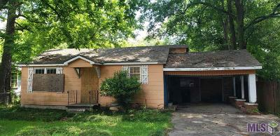 Baton Rouge Single Family Home For Sale: 3150 Elm Dr