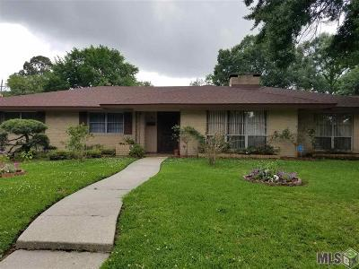 Baton Rouge Single Family Home For Sale: 2330 79th Ave