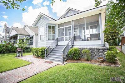 Maurepas Single Family Home For Sale: 18064 Bayou Pierre Dr