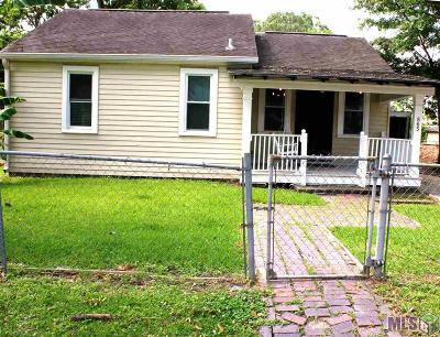 Baton Rouge Single Family Home For Sale: 865 Iris